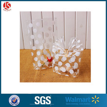 custom printed clear plastic cellophane candy bags