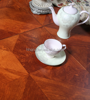 Environment Friendly Multilayer Rusticed Parquet Birch