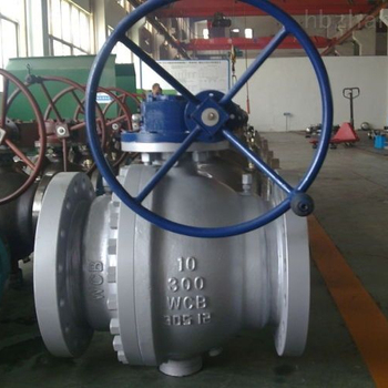 Ball valve  HOT!!! Stainless steel WCB Q347F FLANGED