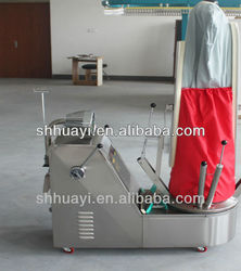 suit pressing human body electric body ironing machine