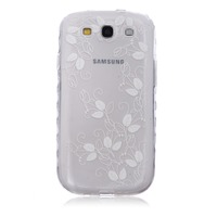 new products tpu soft silicone phone case for samsung 9300 accept customize