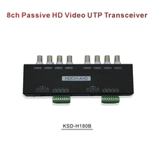 CCTV Video Balun Anti Thunder Twisted Passive Video Transceiver BNC CCTV Accessories Cat5 UTP Security products