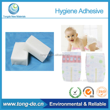 Reliable Quality baby diaper hot melt Adhesive polyester