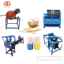 Best Hand Operated Automatic Cinnamon Toothpicks Maker Round Incense Stick Production Line Agarbatti Bamboo Stick Making Machine