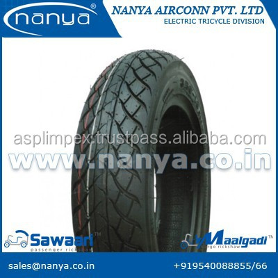 BIS motorcycle tubeless tyre 90/90-12