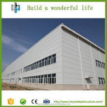HEYA saudi arabia asas steel construction plastic factory building riyadh