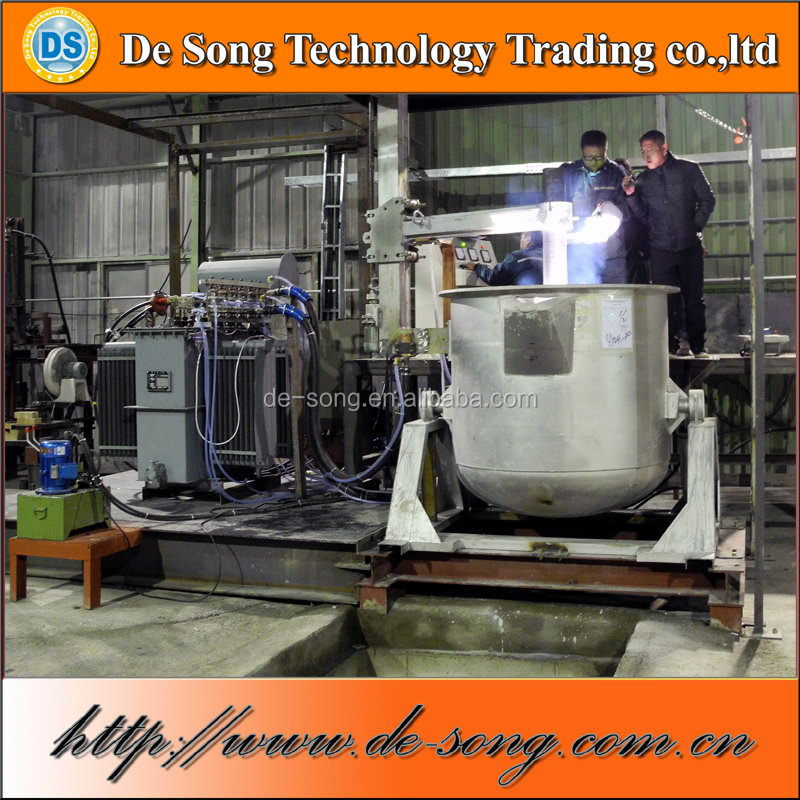 Low Current High Voltage Ore Melting Furnace Scrap Iron Ore ...
