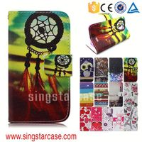 China Suppliers Pu Leather Flip Case