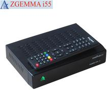 Full Channels Media IPTV Box ZGEMMA i55 High CPU Dual Core Linux OS E2 WiFi Stalker Digital Box No Server