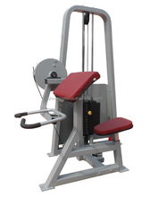 used life fitness equipment/ Bicep Curl/body slimming exercise machine