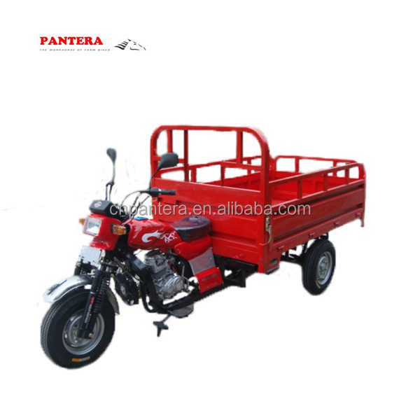 China Cheap Watter Cooled Big Carriage Tricycle