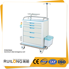 quality cheap steel medical clinic instrument surgery trolley