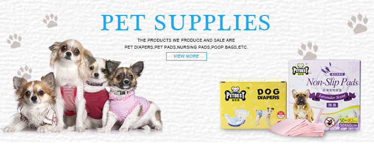 Disposable Puppy Training Pads/Pet Pad/Dog Pads