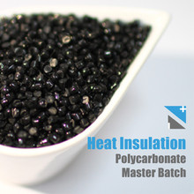 Heat insulation Polycarbonate master batch for heat insulation PC board