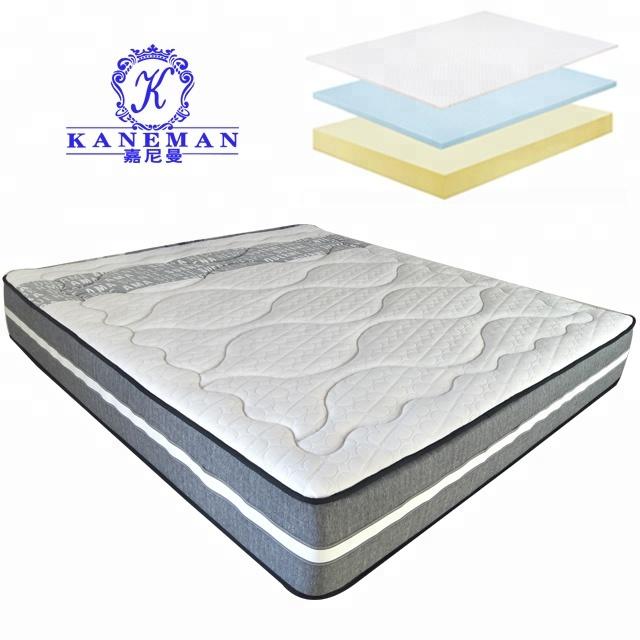 Like Sleeping On A Cloud mattress wholesale queen size memory foam mattress compressed in box - Jozy Mattress | Jozy.net