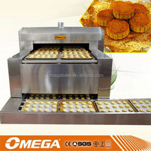 Automatic Arabic Bread Manufacturing line used baking Oven/Tunnel Oven