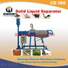 China CW series fractory direct sale large capacity eco-friendly Screw press chicken manure dewatering machine