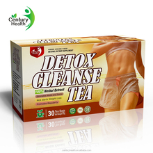 OEM wholesale organic herbs custom beauty skinny colon cleanse detox tea for weight loss private label