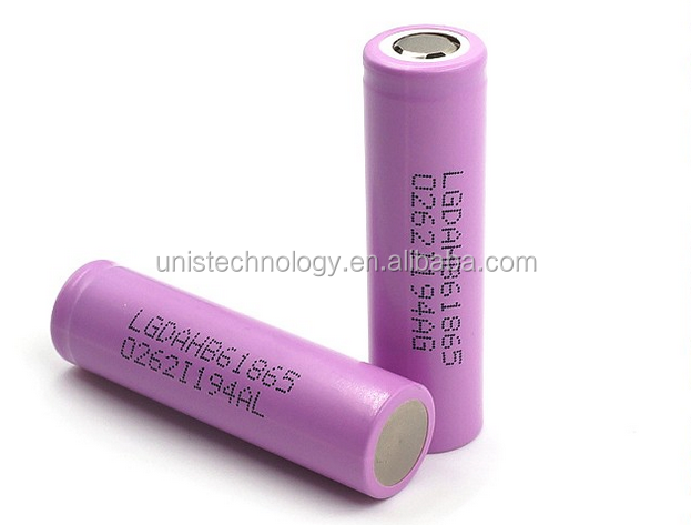 NEW Genuine LG HB6 battery lg hb6 18650 30a 1500mah 18650 li-ion rechargeable battery