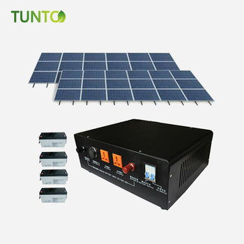 3000W dc ac inverter AC solar inverter with built-in charge controller S614