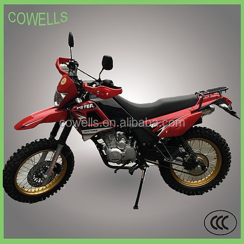 250CC Powerful Dirt Bike For Adults