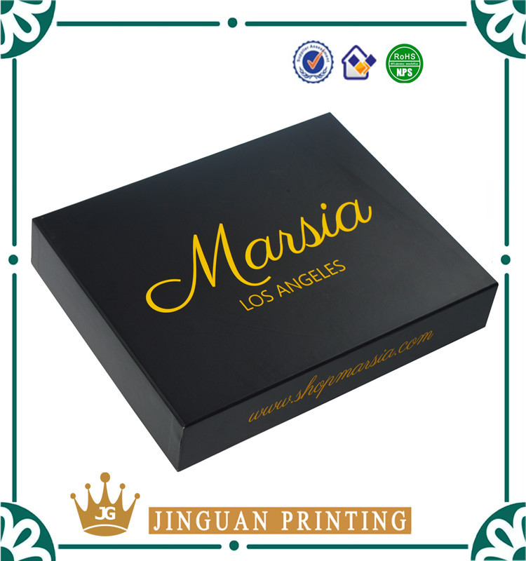 Paper box packaging for gift, Custom design paper packaging box