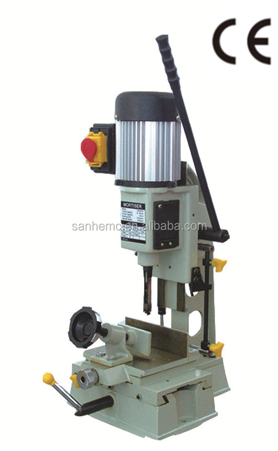 Vertical Woodworking Mortising Tool Machine,Benchtop Mortiser And ...