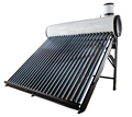 High quality solar water heater,domestic solar hot water heating systems with feeder tank
