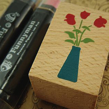 Wholesale high quality custom excellent quality multi-purpose animal wooden stamp set