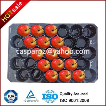 pp plastic fruit packing tray for fruits and vegetables packing