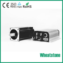 High Torque 24V 350W 1000RPM brushless dc motor With High effiency