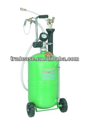 Pneumatic fluid extractor Manual pneumatic fluid extractor