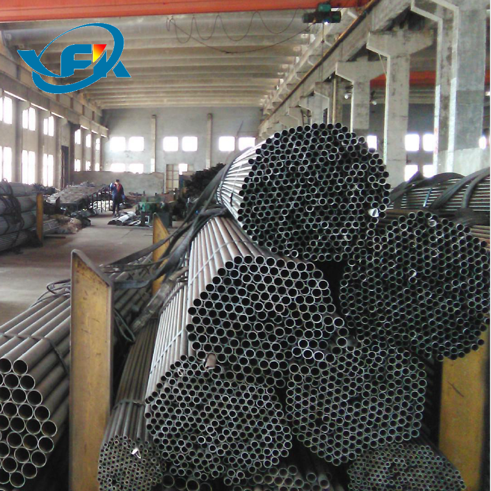 old rolled round precision seamless steel honed tube for hydraulic cylinder