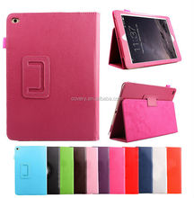 Customized Genuine leather case for iPad , Case for ipad 2
