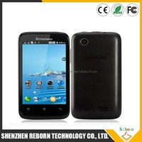 4 Inch Lenovo A369 MTK6572 Dual Core Android Cell Phone