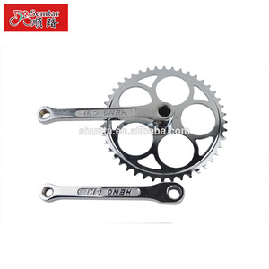 "Chainwheels&Cranks for 24""bicycle"