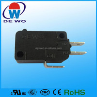 Micro switch touch sensitive automotive switch