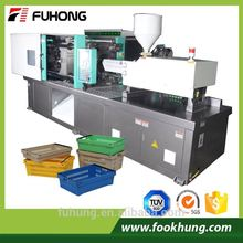 Ningbo fuhong 380ton plastic fruit basket making machine china supplier