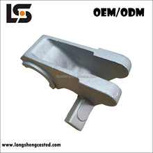 Aluminum Material Die Casting Textile Machinery Swing Arm Spare Parts