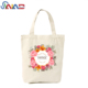 100% cotton canvas tote bags recycled plain organic cotton bags wholesale