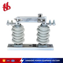 Manufacture high voltage porcelain isolators disconnect switch