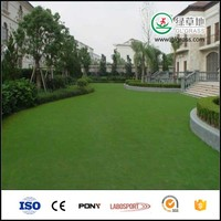 Indoor/outdoor durable landscaping grass artificial grass artificial turf