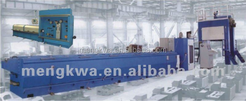 Copper Wire Drawing Machine With Annealer