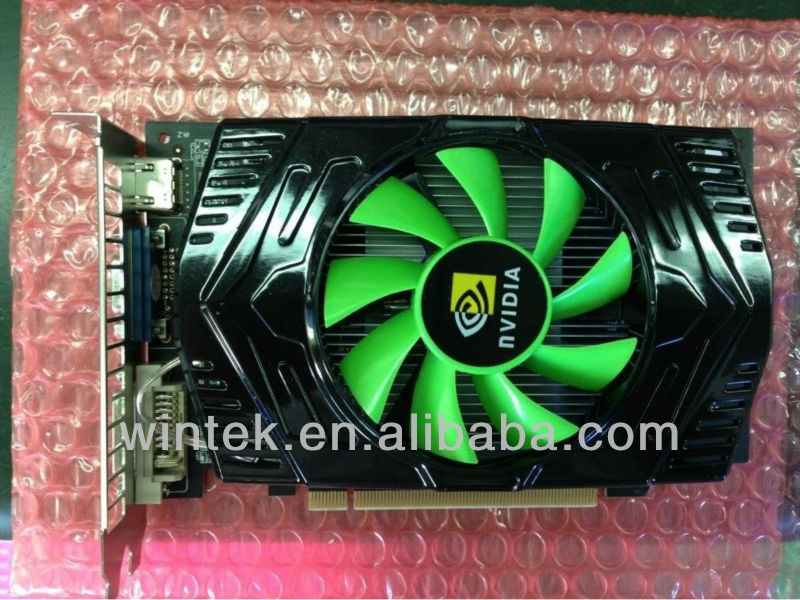 nvidia 9400GT 1G 64bit DDR2 PCI EXPRESS WITH S VIDEO graphics card