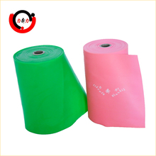 Natural Latex Rubber Band Roll For Yoga And Fitness