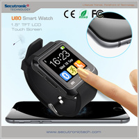 U80 Smart Watch Andriod Bluetooth With Touch Screen, Similar For Sony Smartwatch 3