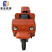 Chinese manufacturer diesel engine strong power cargo tricycle 3 wheels motorcycle