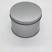 Promotional Gift Round Tea Tin Can Food Tin Can
