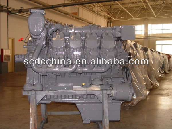 Deutz BF8M1015c /BF8M1015CP engine for genset