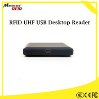 EPC Gen-2 USB Communication UHF RFID Desktop Reader and Writer